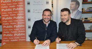 Γιάννης Πλούταρχος: Όσα έγιναν στην παρουσίαση του νέου του δίσκου
